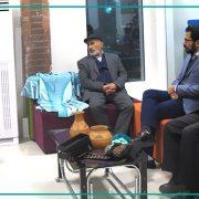 بازدید دکتراحسان متقی، مدیر عامل موسسه هوشمند آگاپه از پارک علم و فناوری سیستان و بلوچستان