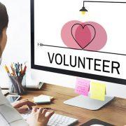 کار داوطلبانه در موسسات خیریه بیشتر شده است
