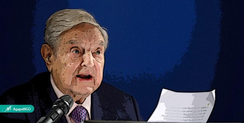 جورج سوروس یکی از خیرین ثروتمند و حامیان مالی است