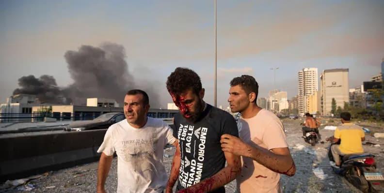 انفجار بیروت و شرایط سخت اقتصادی لبنان باعت شکلگیری مرکز خیریه ها شد.