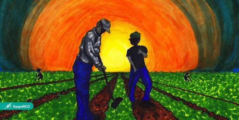 خیریه ها به معضل کودکان کار توجه میکنند